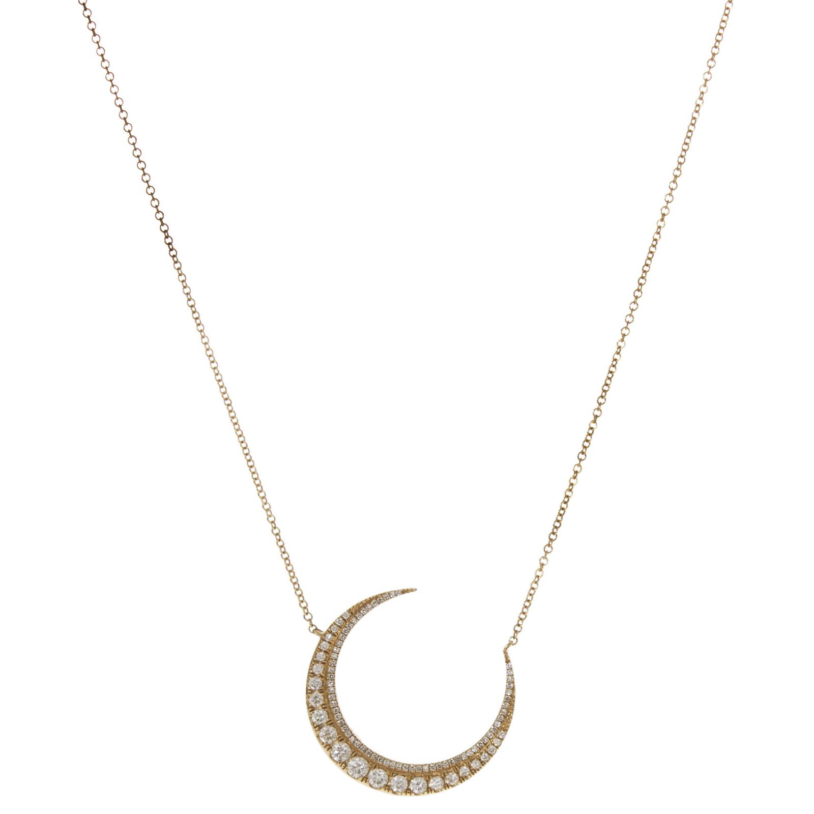 Crecent Moon Necklace