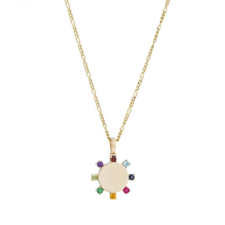 Candy Carousel Necklace