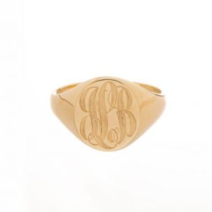 Jumbo Signet Ring
