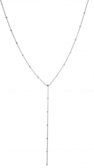 Simple Chain Y Necklace