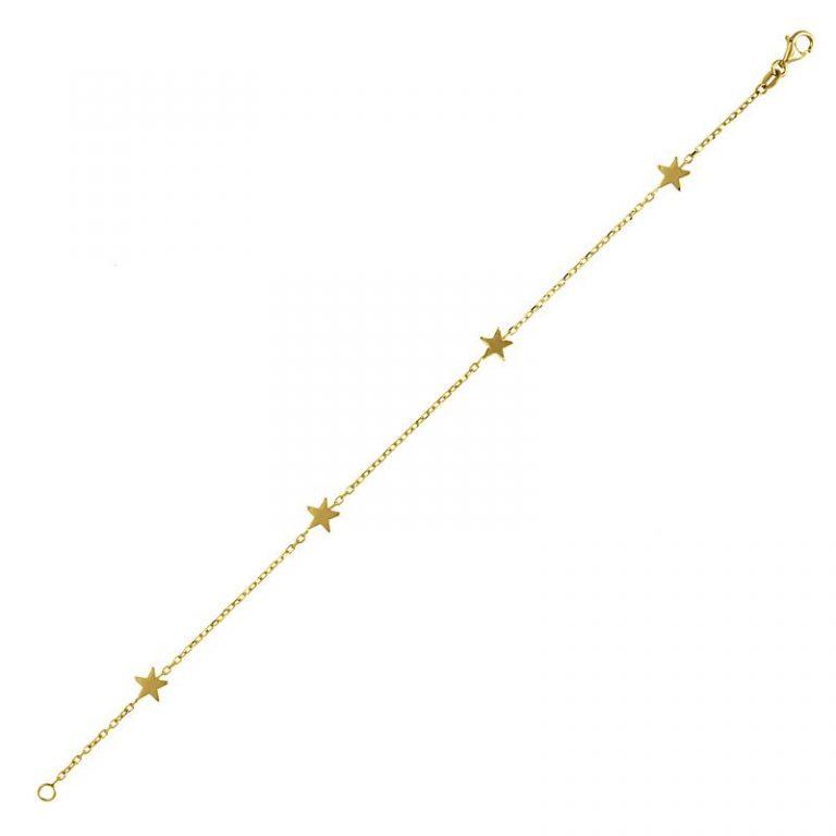 Simple Stars Bracelet