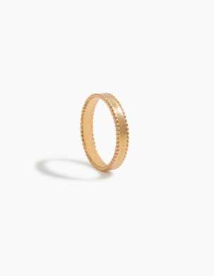Classic Band with Rounded Bead Edge