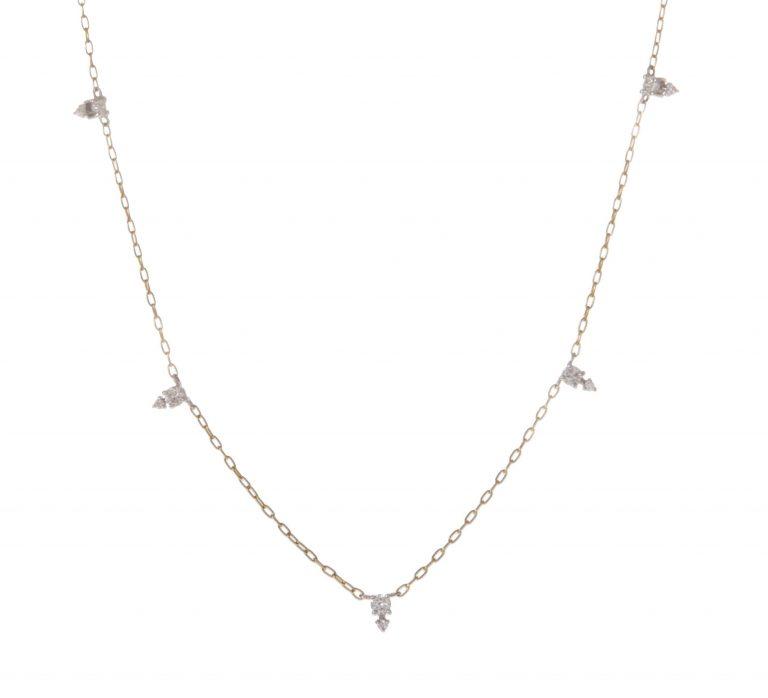 Devere Diamond Necklace