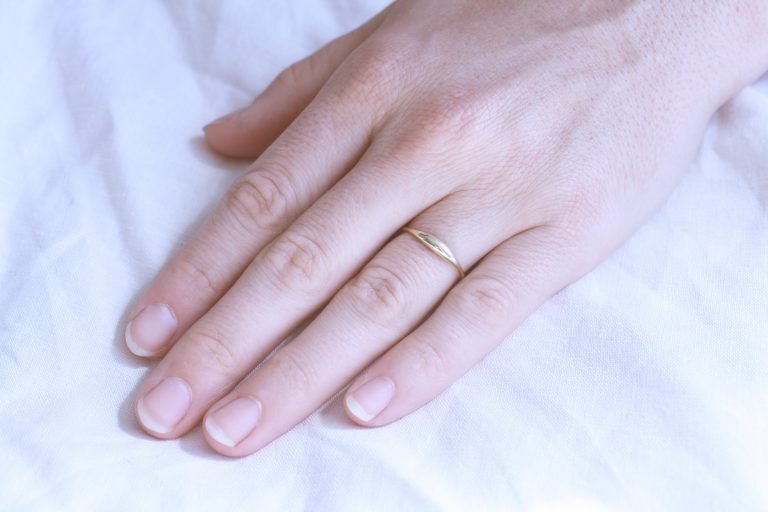 Ovate II Ring Styled