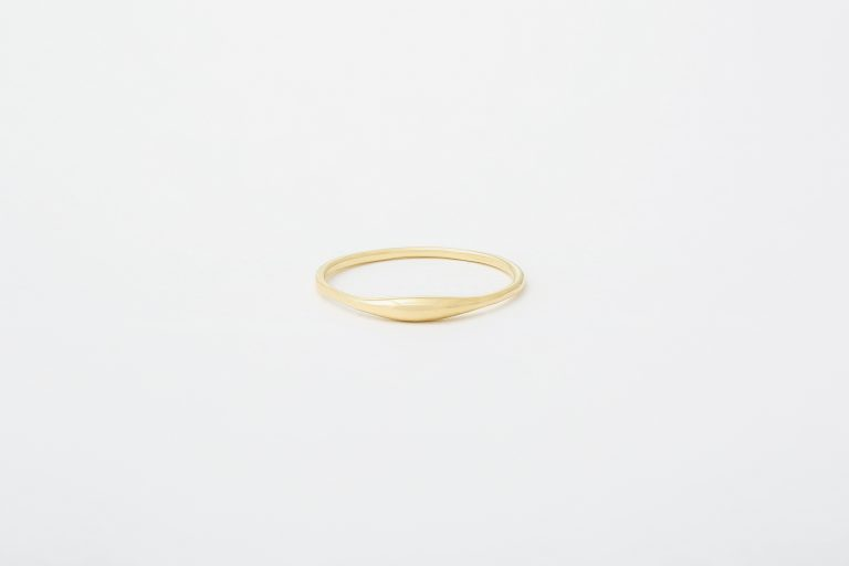 Ovate I Ring