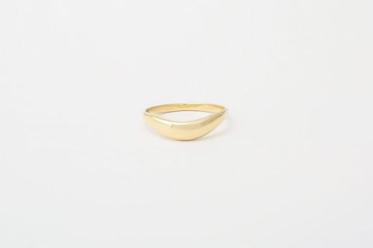 Curve II Ring