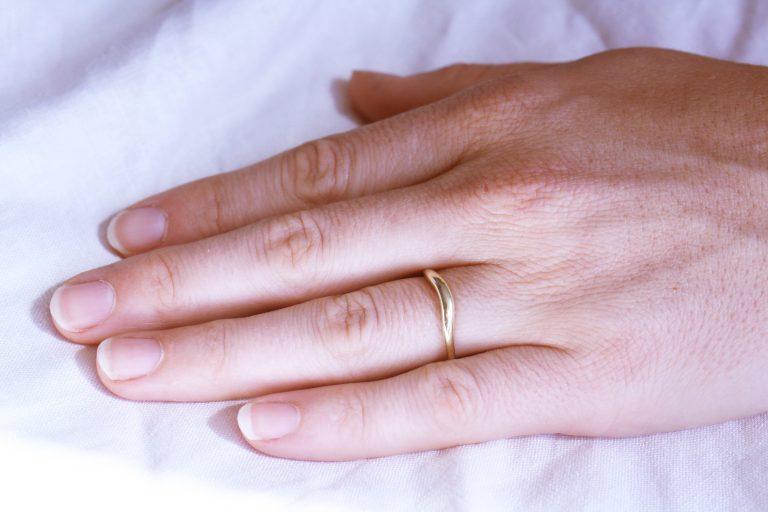 Curve I Ring