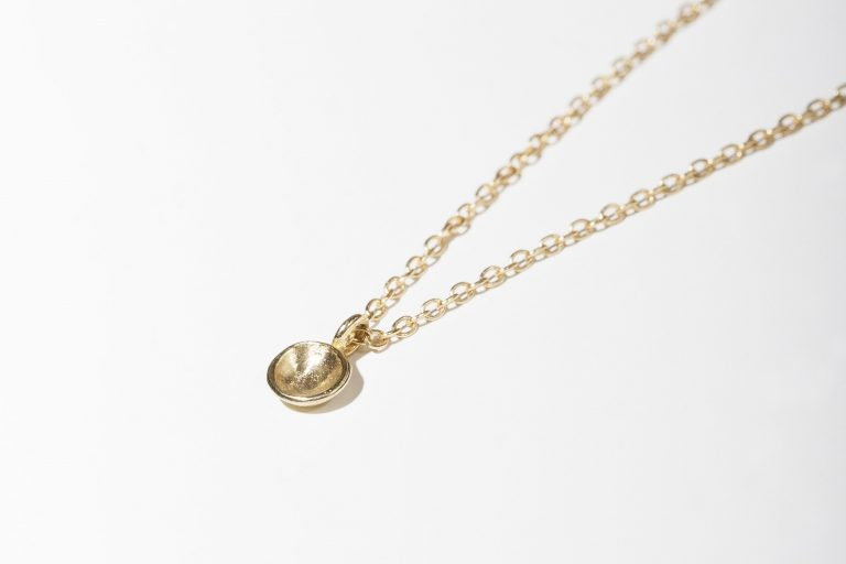 Concave Necklace