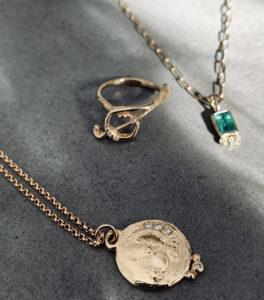 Jaine K. Necklaces at Moondance Jewelry Gallery