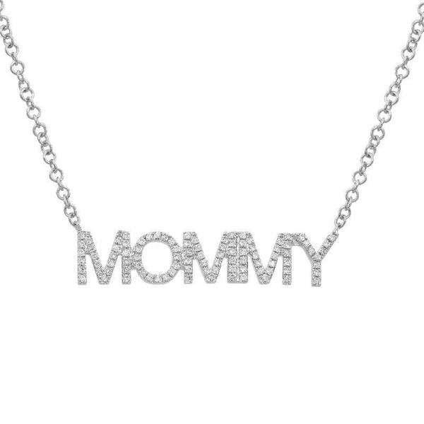 MOMMY Necklace by Shain Leyton
