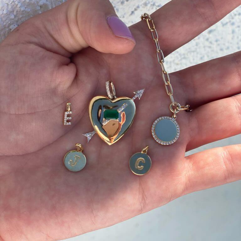 New Customizable Charms Available at Moondance Jewelry Gallery