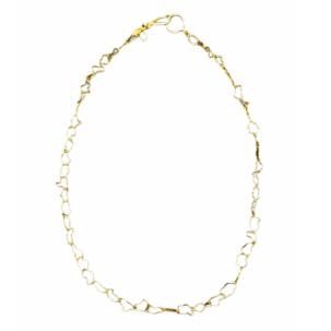 """Kanwar Crazy Chain 18"""" Necklace"""